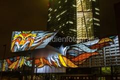 EZB Frankfurt Luminale