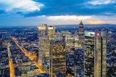 Skyline Frankfurt (Maintower View)