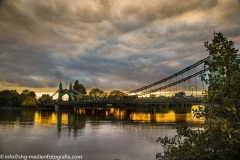 Hammersmith Bridge London